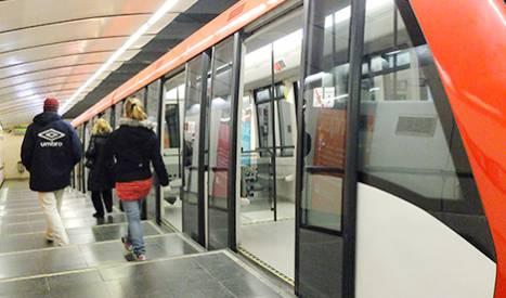 El funicular de Montjuïc