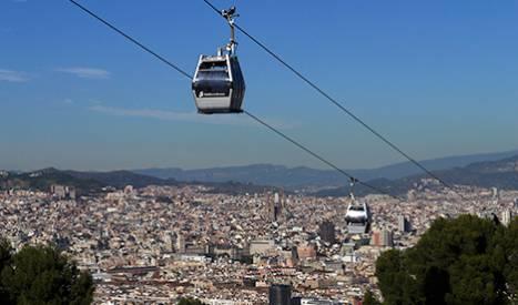 El telefèric de Montjuïc